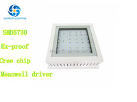 LED Canopy Light Auto Dimming 80W Surfaced