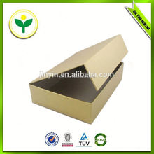 2014 New Fashion decorative hard paper box with the lid