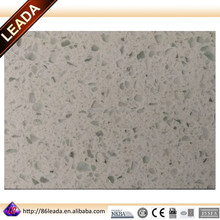 Artificial Stone Slab big size quartz slab/surface polishing quartz stone/white sparkle quartz stone slab