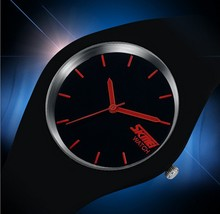 The new fashion watches, han edition ultra-thin quartz watches, Exquisite gift of jelly watch