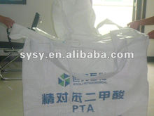 The lowest price of pp bulk woven bags ,safety factor is from 3:1 to 5:1,loading weight from 500-3000Kg