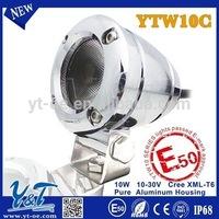 Y&T YTW10C Hot sale 10w spot light 12V headlight motorcycle led light