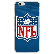 OEM Custom NFL Football Team Phone Case for iPhone 6 Plus 5s 4s NFL Printing cover