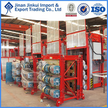 SC100/100 building construction hoist ,boats for sale by JINKUI in China