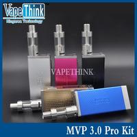 Vapethink in stock wholesale 4500mAh 60w Box mod original innokin itaste mvp v3.0 pro kit