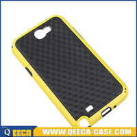 Colorful tpu pc shockproof funny case for samsung galaxy note 2