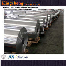 New type prepainted jumbo both side aluminum price per kilo wholesale for transformers
