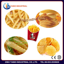 good quality potato chips making machine price,fresh/frozen potato chips cutting machiner,potato cutters