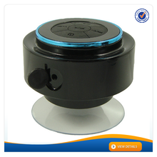 AWS1025 Unique Suction Cup Portable Wireless Waterproof Bluetooth Speaker