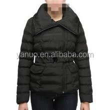 women winter padding jacket ,Fashion winter padded women jackets and coats