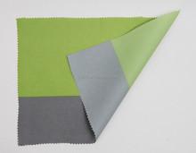 pvc pongee fabric polyester for sponge mat