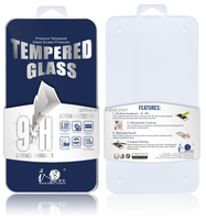 ITOP 9H 0.33MM 2.5D Anti-Scrach/Anti-fingerprint Clear Tempered Glass Screen Protector for iPhone 6 plus