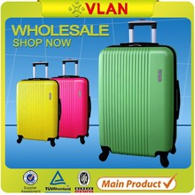 yellow cabin spinner Carry on luggage abs luggage for travel luggage bags 2015