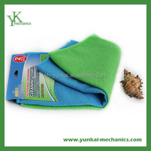 Microfiber towels for car cleaning