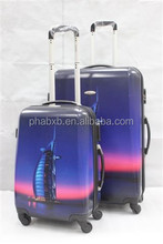 pinghu 2015 most fashionable and stylish suitcase sets factories