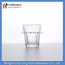 Longrun glassware wholesale mini Gibraltar glass cup for whisky made in china china suppliers