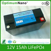 rechargeable 12v /24 battery for LED light box