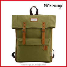 Customized Vintage Canvas Backpacks