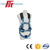 d ring safety belt for fall protection