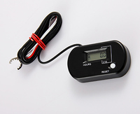 RL-HM025 Digital Motorcycle Counter Resettable Inductive Gasolien Engine Hour Meter