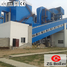 ZG 20t 3.83MPa Chain Grate High Quality Coal Power Plant For Sale
