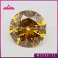 Falso diamante amarillo, diamante artificial