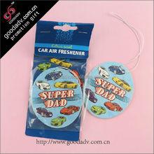 Car air freshener manufacturer Customized wholesale japanese car air fresheners