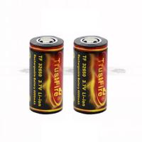 Trustfire 6000mah li-ion battery 3.7v 6000mah battery 32650 6000mah battery