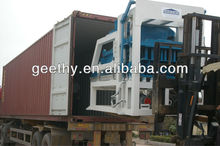 qt4-20c concreto de pavimentación de bloqueo de la máquina del bloque