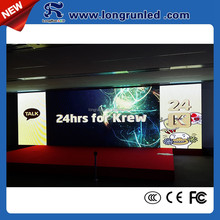 Hot sale factory supply 16 bits indoor concert led screen