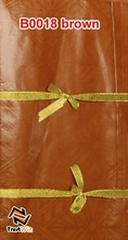 guinea brocade fabric lady dress of B0018
