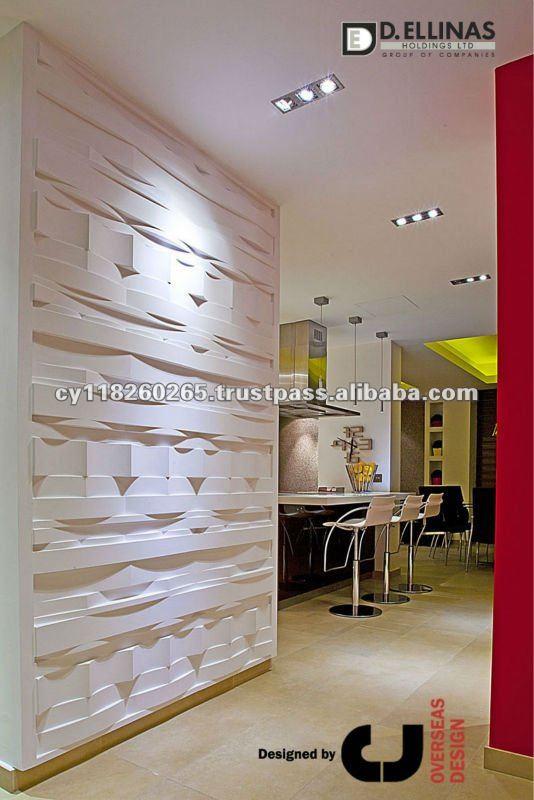 Embosed Surface Int Rieur Panneau Mural D Coratif 3d Pour Int Rieur Espaces