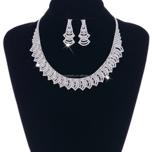 Crystal Gift Wedding Shoulder Necklace Designs Chain