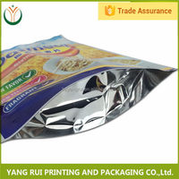 New products on china market most popular 200ml stand up pouch with zipper,metalized stand up zipper pouch
