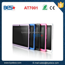 The most popular Rockchip 3026 android 4.0 q88 7 inch tablet with tv antenna