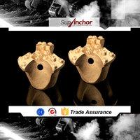 SupAnchor rock drill button bit