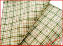 Yarn Dyed Cotton Checks Fabrics for Men's shirting fabric