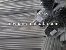 Papel de aluminio de aislamiento tubo de espuma para aire acondicionado