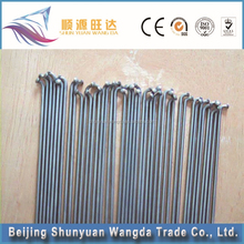 High quality twisted bicycle spokes for sale/bike spoke with cheap price