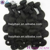 Factory Wholesale Unprocessed Hair/outre hair weaving