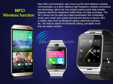 2015 new product Gsm Android Smart Watch Smartwatch Android Watch NFC Wifi Smart Bluetooth Watch GV18