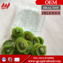 factory of dried kiwi fruit slice
