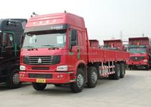 Howo 10ton cargo truck / 10 ton flat truck for sale!8x4 cargo truck
