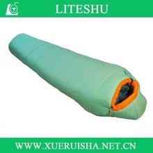 mummy wind and rain cover sleeping bag, wholesale sleeping bags