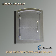 high quality china alibaba aluminum apartment building mailbox