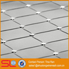 Government project Stainless steel wire rope metal mesh(Ferrule Type)/Rope metal Mesh