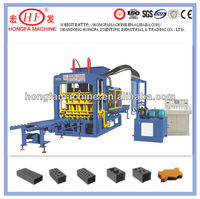 hydraulic brick machine in Beijing automaic control brick machinery in Guangzhou Alibaba concrete hollow and solid brick machine