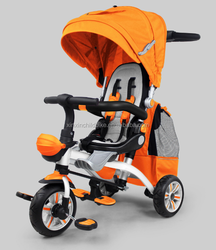 2015 New Aluminum alloy frame Children tricycle kids trike baby tricycle with PU free wheels