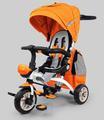 2015 neue aluminiumlegierungrahmen kinder dreirad kinder trike baby dreirad mit pu freiläufe