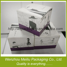 Wholesale High Quality Jewerly Box With Youngth Popular Design